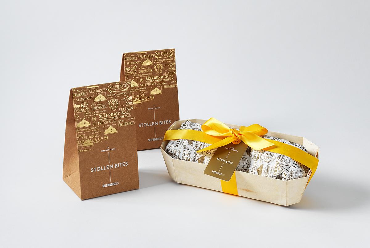 Selfridges Own-Label Packaging Paul Ricketts