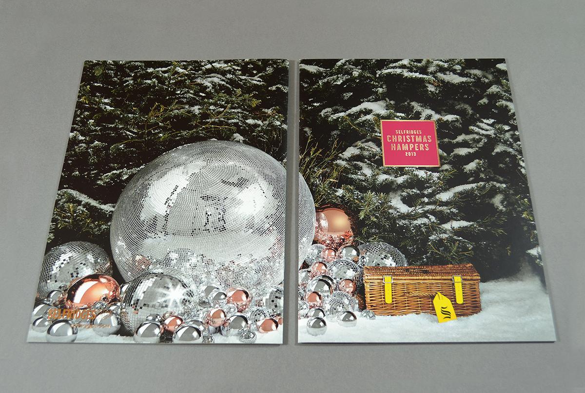 Selfridges Christmas Paul Ricketts